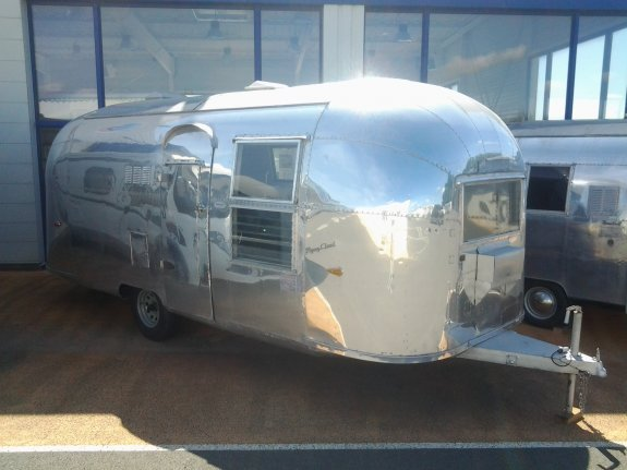 achat caravane / mobil home Airstream 22 Ft SLC 49 SUD - BEAULIEU/LAYON
