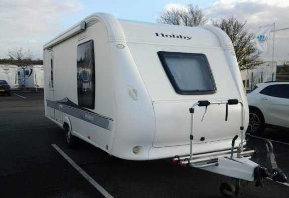 achat caravane / mobil home Hobby 490 Sff SLC 49 SUD