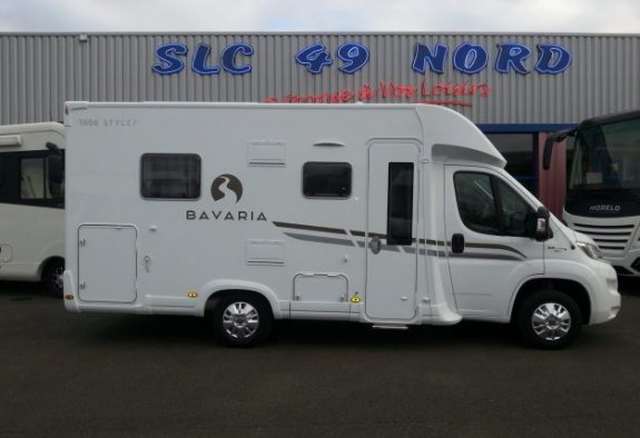 achat  Bavaria T 656 C Style SLC 49 NORD