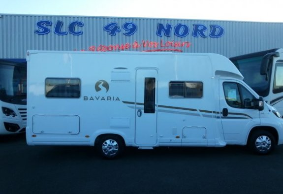 achat  Bavaria T 716 P Style SLC 49 NORD