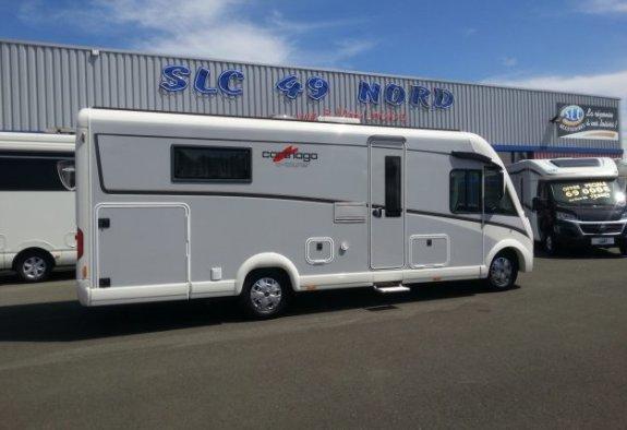achat  Carthago C-Tourer T 150 SLC 49 NORD