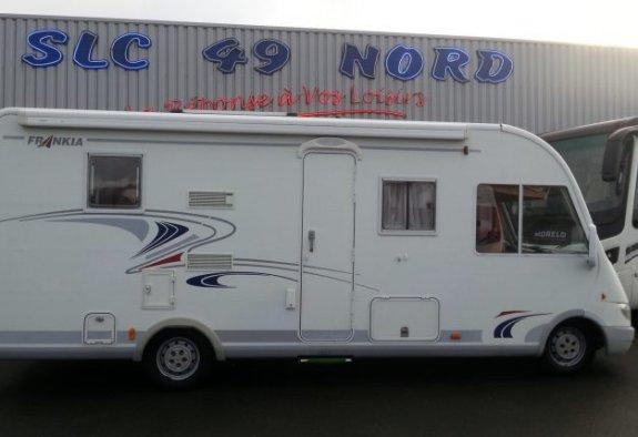 achat escc Frankia I 700 ED SLC 49 NORD