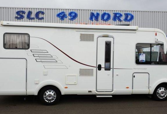 hymer b 594 occasion porteur fiat ducato multijet 2 3 150ch camping car vendre en maine et. Black Bedroom Furniture Sets. Home Design Ideas