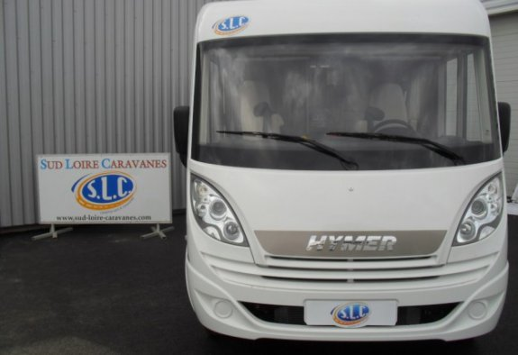 achat  Hymer Exsis I 598 Experience SLC 49 NORD
