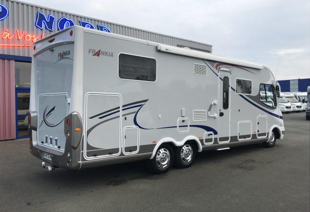 frankia i 840 qd occasion porteur fiat ducato multijet 3 0 180ch camping car vendre en maine. Black Bedroom Furniture Sets. Home Design Ideas