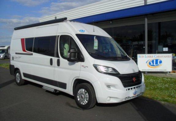 achat escc Burstner City Car C 602 SLC 28