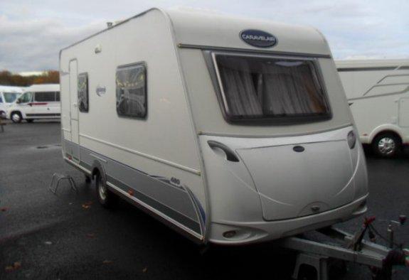 achat caravane / mobil home Caravelair Ambiance 460 SLC 28