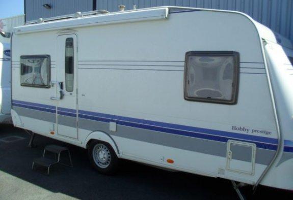 achat caravane / mobil home Hobby 495 UFe SLC 28