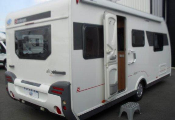 achat caravane / mobil home Sterckeman 460 LJ SLC 28