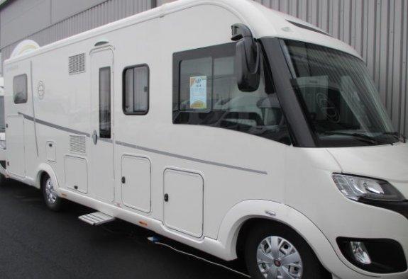 le voyageur 7 5 gjf occasion annonces de camping car en vente net campers. Black Bedroom Furniture Sets. Home Design Ideas