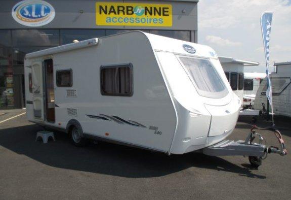 achat caravane / mobil home Caravelair 540 SLC 37