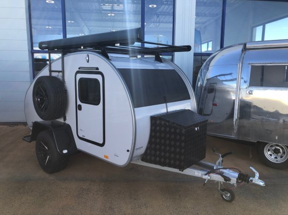 achat caravane / mobil home Hero Camper Ranger SLC 37 - TOURS