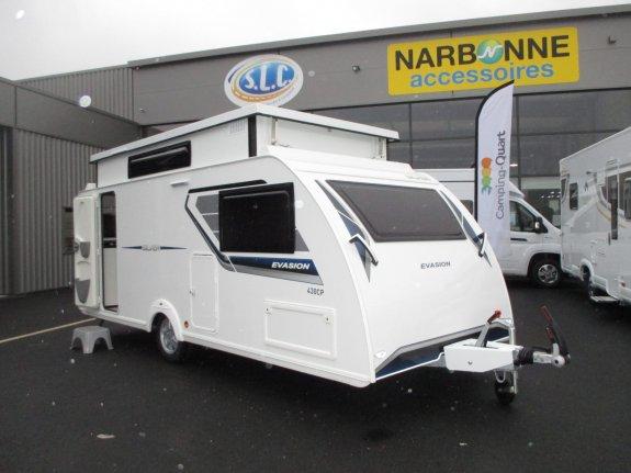 achat caravane / mobil home Silver 430 CP SLC 37 - TOURS