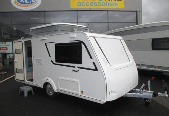 achat caravane / mobil home Silver Mini 390 SLC 37