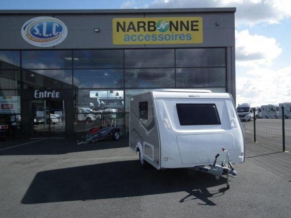 achat caravane / mobil home Silver Mini Freestyle 270 SLC 37 - TOURS