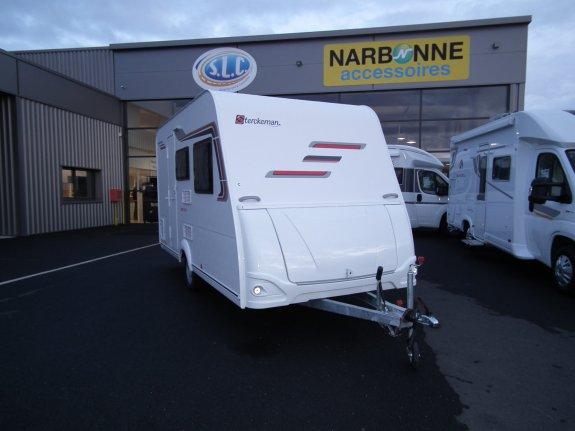 achat caravane / mobil home Sterckeman 390 CP SLC 37