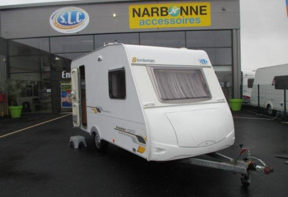 achat caravane / mobil home Sterckeman 420 CP SLC 37