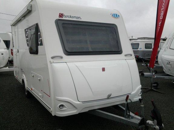 achat caravane / mobil home Sterckeman 420 SLC 37