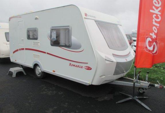 achat caravane / mobil home Sterckeman 460 CP SLC 37
