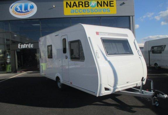 achat caravane / mobil home Sterckeman 470 Cp Evolution SLC 37