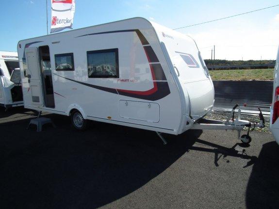 achat caravane / mobil home Sterckeman 480 CP SLC 37