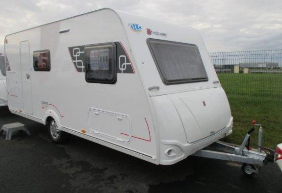 achat caravane / mobil home Sterckeman 490 PE SLC 37