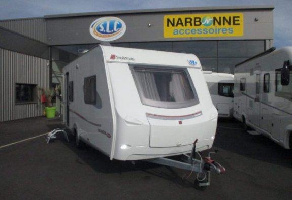 achat caravane / mobil home Sterckeman 500 CP   SLC 37