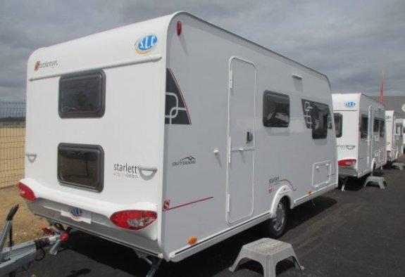 achat caravane / mobil home Sterckeman Starlett 470 PE SLC 37