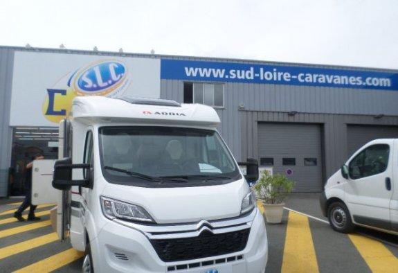 achat escc Adria Coral A 690 SC SLC 72 CARRE