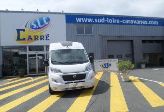 achat escc Adria Twin 600 Spt SLC 72 CARRE