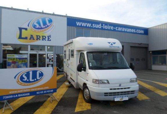 achat escc Autostar Athenor 478 SLC 72 CARRE