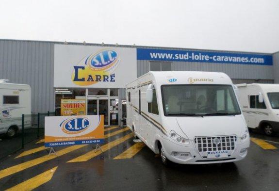 achat  Bavaria I 740 C Style SLC 72 CARRE