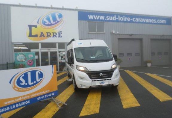 achat  Bavaria V 600 F SLC 72 CARRE