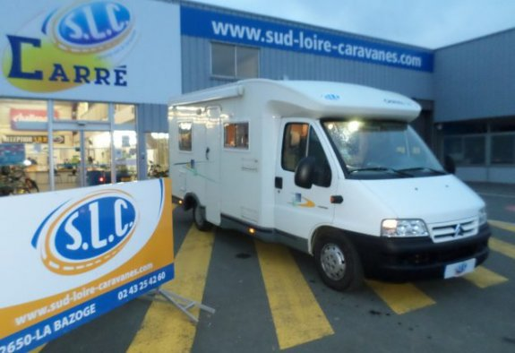 achat  Chausson Welcome 55 SLC 72 CARRE