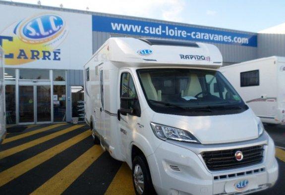 achat  Rapido 690 FF SLC 72 CARRE