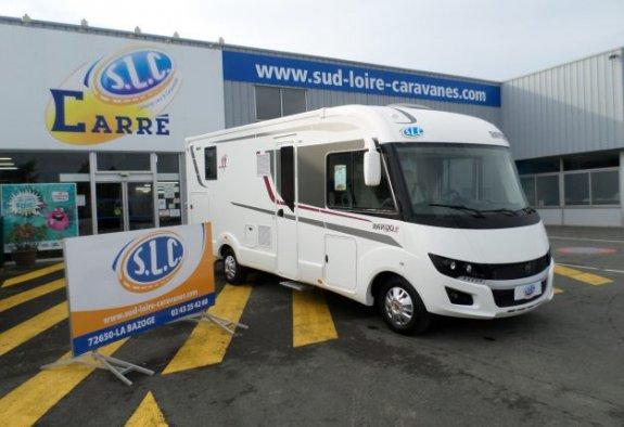 achat  Rapido 880 F SLC 72 CARRE