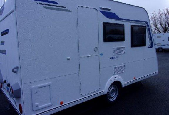 achat caravane / mobil home Caravelair 390 SLC 72 CARRE