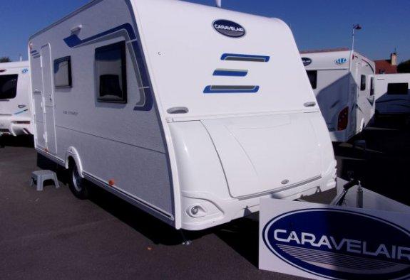 achat caravane / mobil home Caravelair 426 Family SLC 72 CARRE