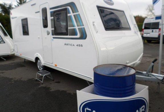 achat caravane / mobil home Caravelair 455 SLC 72 CARRE