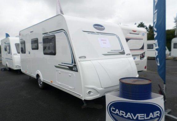 achat caravane / mobil home Caravelair 470 SLC 72 CARRE