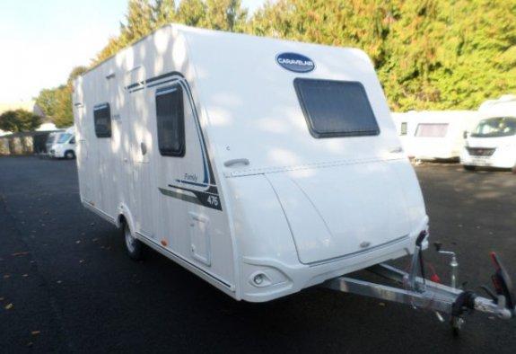 achat caravane / mobil home Caravelair 476 SLC 72 CARRE