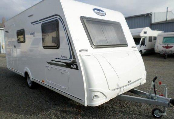 achat caravane / mobil home Caravelair 486 SLC 72 CARRE