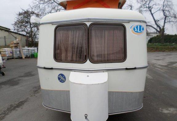 achat caravane / mobil home Eriba Triton SLC 72 CARRE