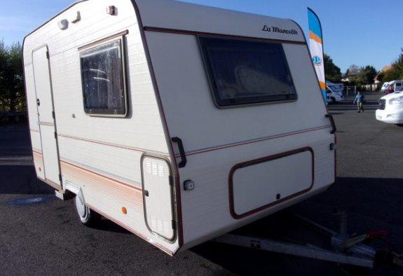 achat caravane / mobil home La Mancelle 330 CB SLC 72 CARRE