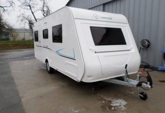 achat caravane / mobil home La Mancelle 490 SA SLC 72 CARRE