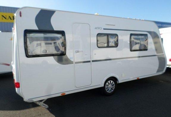 achat caravane / mobil home La Mancelle Elegance SLC 72 CARRE