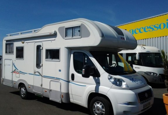 achat  Adria Coral 660 SP CARAVANING CENTRAL ANGERS