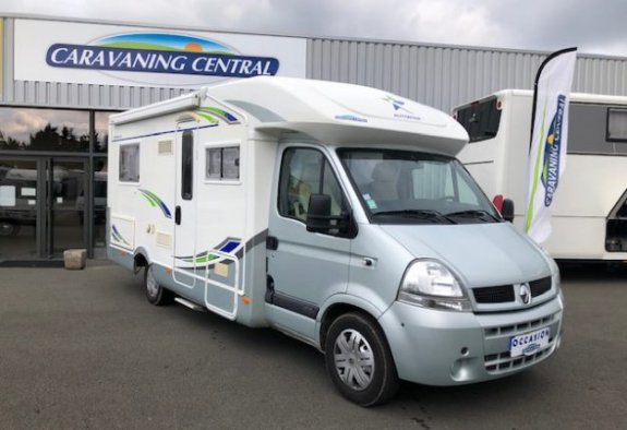 achat  Autostar Anthea 368 CARAVANING CENTRAL ANGERS