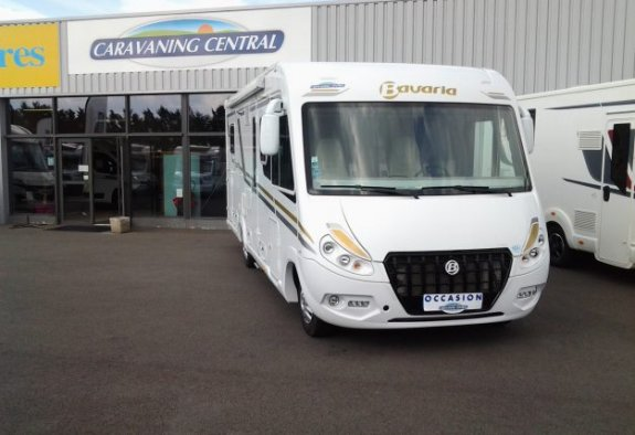 achat  Bavaria I 741 C Class CARAVANING CENTRAL ANGERS
