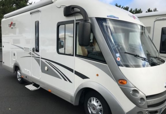 achat  Carthago Chic C-Line 4.2 CARAVANING CENTRAL ANGERS